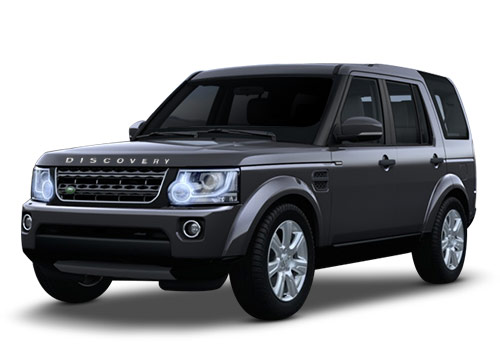 Land Rover Discovery 4 Corris Grey  Color