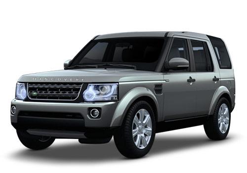 Land Rover Discovery 4 Scotia Grey  Color