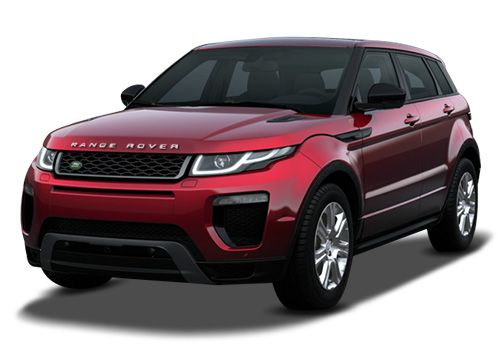 Land Rover Range Rover Evoque Firenze Red Metallic Color