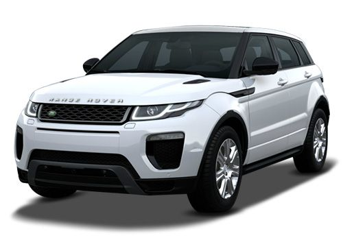 Land Rover Range Rover Evoque Fuji White Color