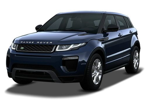 Land Rover Range Rover Evoque Loire Blue  Color