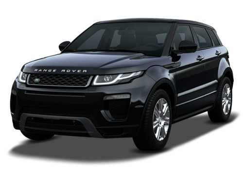 Land Rover Range Rover Evoque Santorini Black Metallic Color