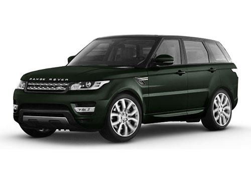 Land Rover Range Rover Sport Aintree Green Metallic Color