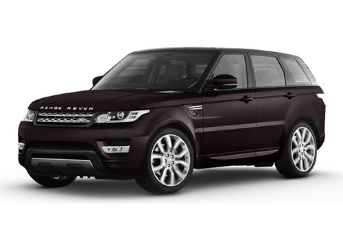Land Rover Range Rover Sport Barolo Black Color