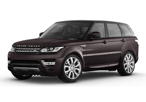 Land Rover Range Rover Sport Causeway Grey  Color