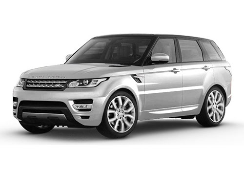 Land Rover Range Rover Sport Fuji White Color
