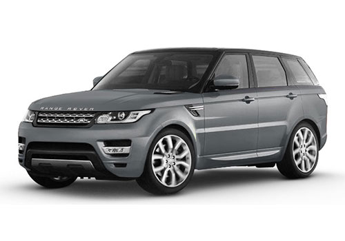 Land Rover Range Rover Sport Indus Silver Color