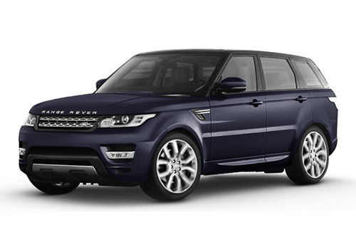 Land Rover Range Rover Sport Mariana Blue Color