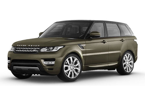 Land Rover Range Rover Sport Nara Bronze Metallic Color