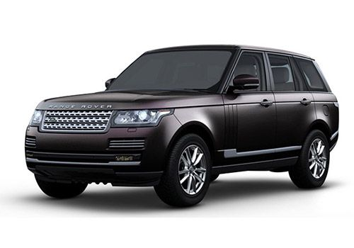 Land Rover Range Rover Barolo Black Color