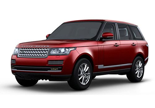 Land Rover Range Rover Firenze Red Metallic Color