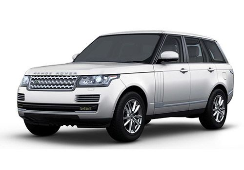 Land Rover Range Rover Fuji White Color