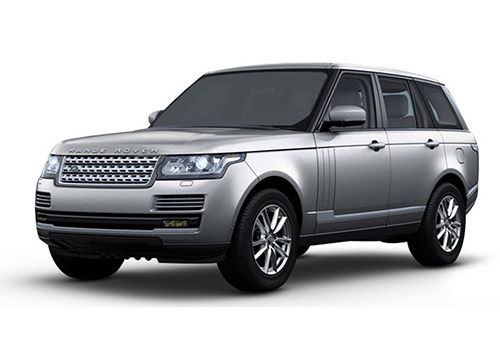 Land Rover Range Rover Indus Silver Metallic Color
