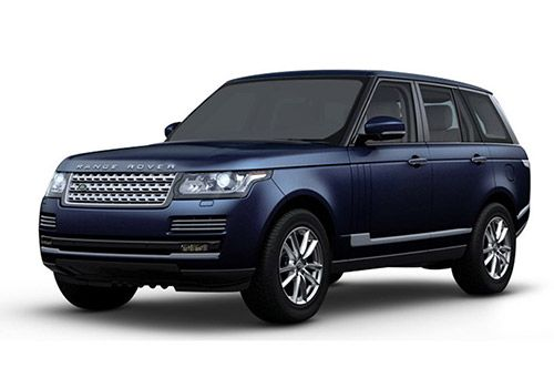 Land Rover Range Rover Loire Blue  Color