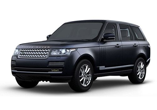 Land Rover Range Rover Mariana Black Premium Metallic Color