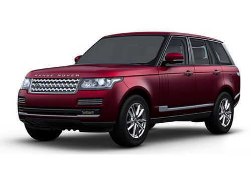 Land Rover Range Rover Montalcino Red Color