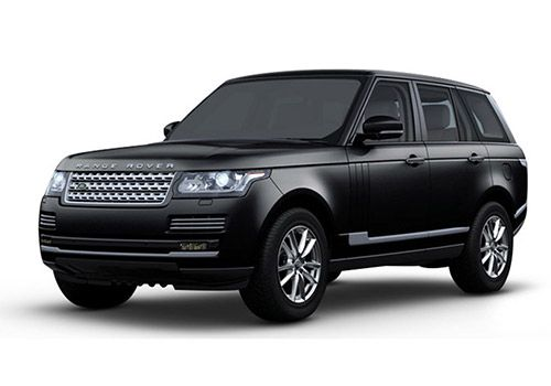 Land Rover Range RoverSantorini Black Metallic Color