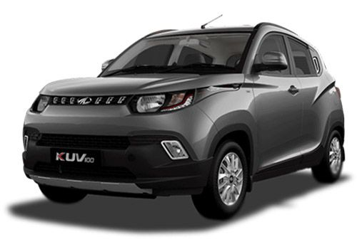 Mahindra KUV100Designer Grey Color