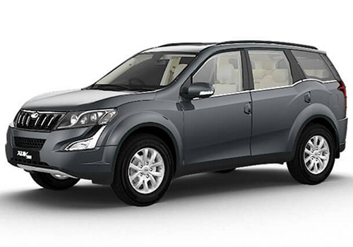 Mahindra XUV500 Dolphin Grey Color