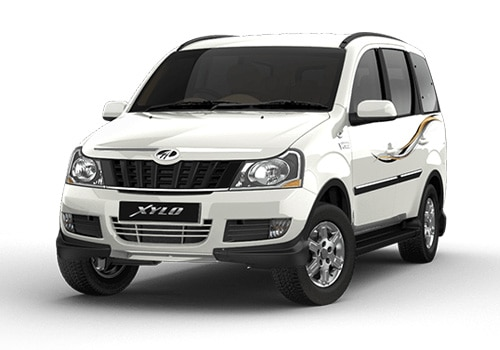 Mahindra XyloDiamond White Color