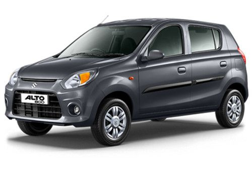 Maruti Alto 800 Granite Grey Color