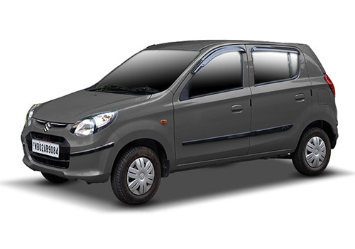 Maruti Alto 800 New Granite Grey Color