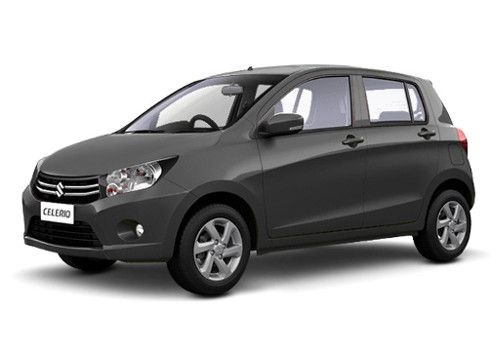 Maruti Celerio Glistening Grey Color