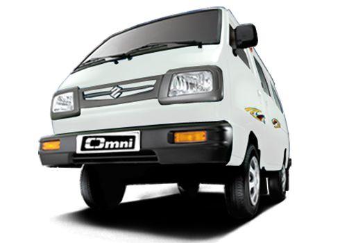 Maruti Omni Superior white Color