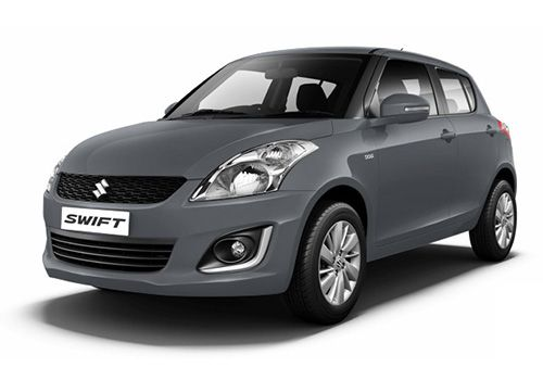 Maruti Swift Glistening Grey Color