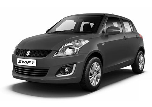 Maruti Swift Granite Grey Color