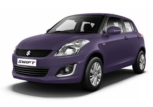 Maruti Swift Mysterious Violet Color