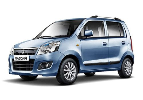 Maruti Wagon RBreeze Blue Color