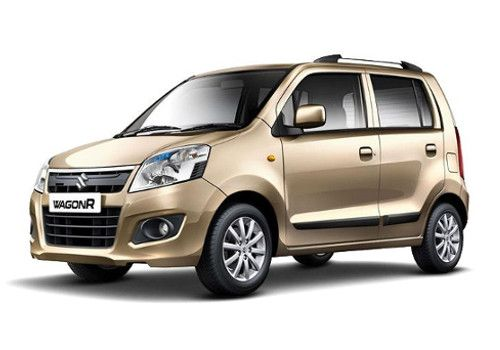 Maruti Wagon R Ecru Beige Color
