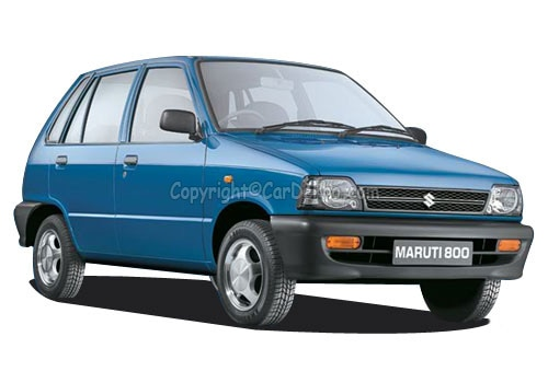How Many Colours Are Available In Maruti 800?
