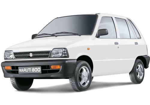 Maruti 800 AC BSIII Colors