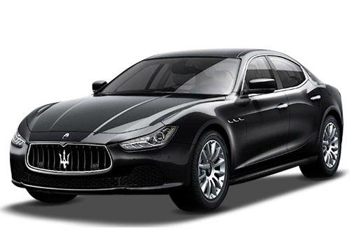 Maserati Ghibli Nero Ribelle Color