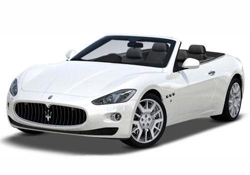 Maserati Gran Cabrio Bianco Eldorado Color