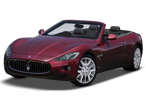 Maserati Gran Cabrio Bordeaux Pontevecchino Color