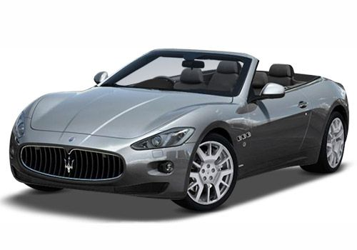 Maserati Gran Cabrio Grigio Alfieri Color