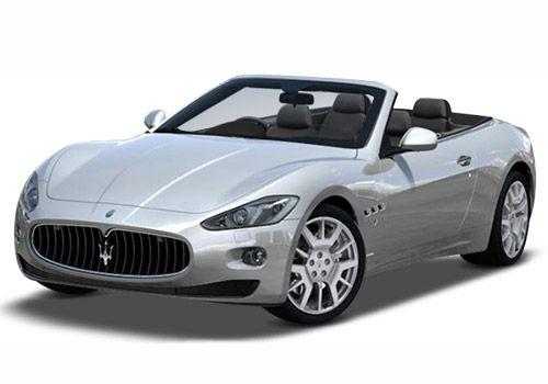 Maserati Gran Cabrio Grigio Touring Color