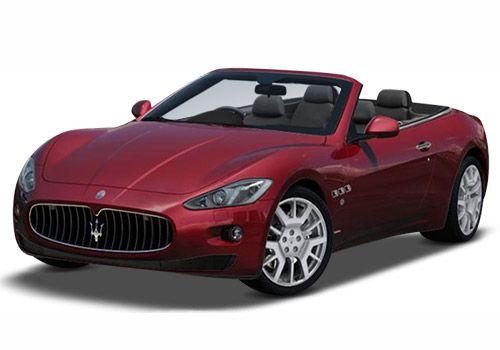 Maserati Gran Cabrio Rosso Trionfale Color