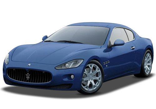 Maserati Gran Turismo Blu Sofisticato Color