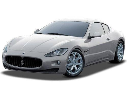 Maserati Gran Turismo Grigio Touring Color