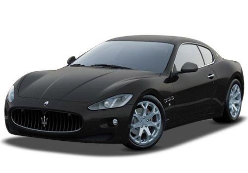 Maserati Gran Turismo Nero Carbonio Metallic Color