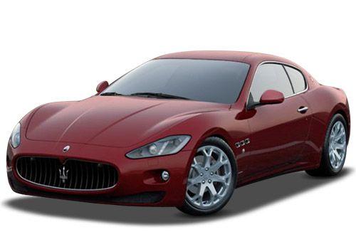 Maserati Gran Turismo Rosso Trionfale Color