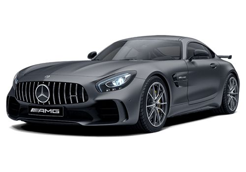 Mercedes-Benz AMG GT Designo Selenite Grey Magno Color