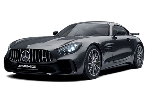 Mercedes-Benz AMG GT Magnetite Black Metallic Color