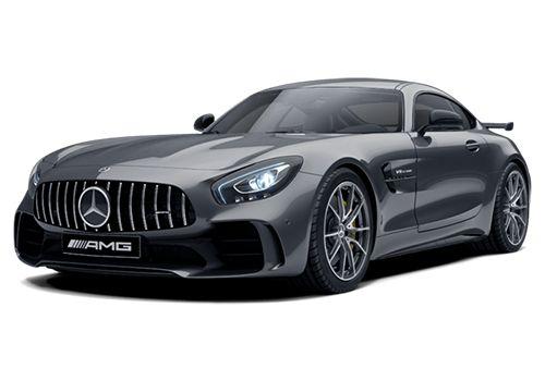 Mercedes-Benz AMG GT Selenite Grey Metallic Color