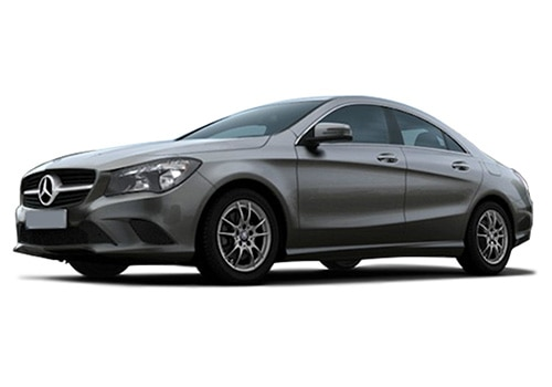 Mercedes-Benz CLA Mountain grey Color