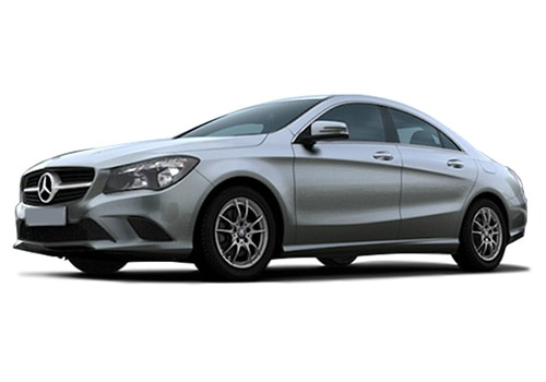 Mercedes-Benz CLA Polar Silver Color